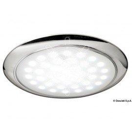 Eclairage LED ultraplate Inox avec interrupteur sensitif