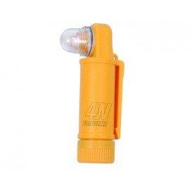 Lampe flash manuelle pour gilet