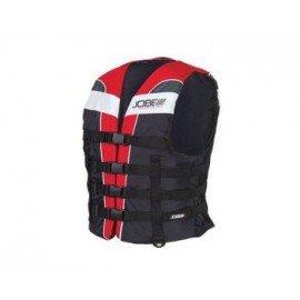 Gilet de sauvetage Dual veste rouge