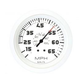 Amega Speedomètre 0-102km/h blanc