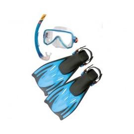 BEUCHAT OCEO Palmes 27/31 + masque Junior + tuba