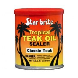 Star Brite - Protection de teck Tropical oil ClassicTeak 473 ml