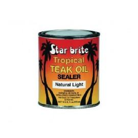 Tropical Teak oil Natural light 473ml