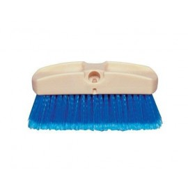 STAR BRITE Brosse medium bleue 8""