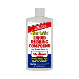 STAR BRITE Liquide à polir anti-oxydation 500ml