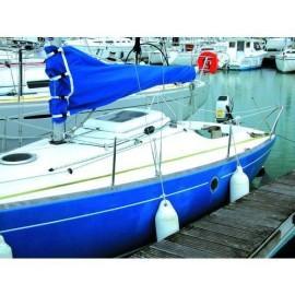 BIG SHIP Housse de grand voile n°1 Long. de bôme 2,30m 100% acrylique