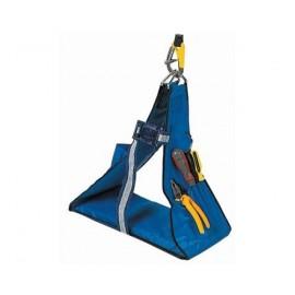 LALIZAS Chaise de mât 25 x 60 cm avec poche