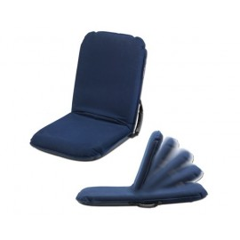 TREM Coussin siège inclinable bleu