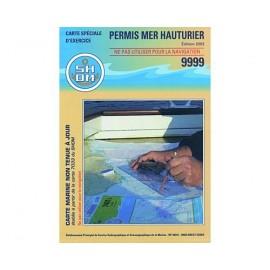 SHOM L9999 speciale permis mer hauturier