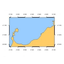 SHOM L4229 Golfe d'Asianara