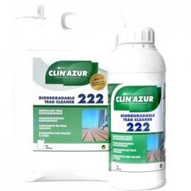 CLIN AZUR Nettoyant teck liquide  1 L