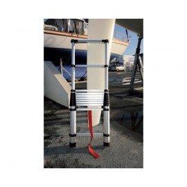 MOOVE Echelle Aluminium téléscopique