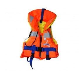 Gilet enfant Choo 100N - 5/10Kg orange