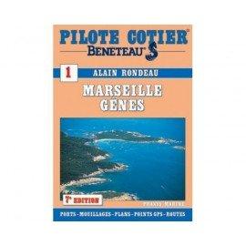 PILOTE COTIER N°1 - Marseille - Gênes