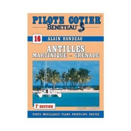 PILOTE COTIER N°16 - Antilles - Martinique Grenade