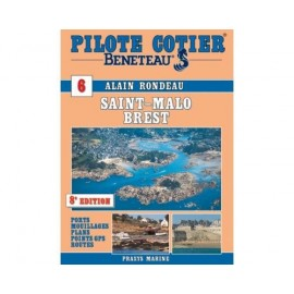 PILOTE COTIER N°6 - St Malo - Brest