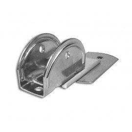 TREM Kit de fixation pour echelle et plate forme inox