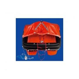 Radeau Coaster cotier container ZODIAC 6 pl.
