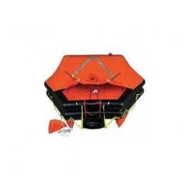 Radeau OpenSea Zodiac hauturier -24h container 10 pl