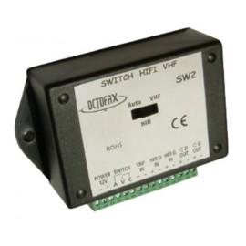 OCTOFAX Commutateur HI-FI /VHF