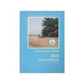 SHOM Annuaire des marées 2014 Ports de France Shom SHOM Annuaire des marées 2014 Ports de France