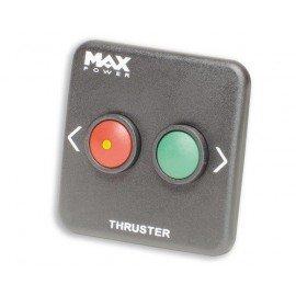 Pupitre de commande gris bouton Max Power
