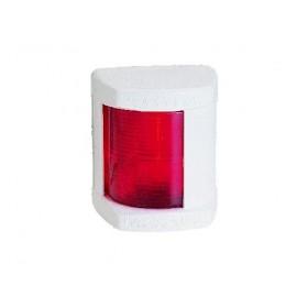 Feu  babord rouge blanc 112.5°
