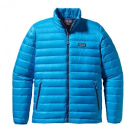 Patagonia Blouson Down Sweater Bleu