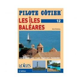 PILOTE COTIER N°12 - Baléares