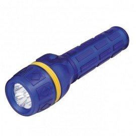 TOPOMARINE Lampe torche sécurité 3 LED