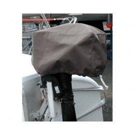BIGSHIP Housse moteur 50x30x35cm pour moteur 10 à 15 chevaux
