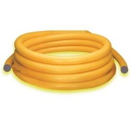 ABER Cable électrique 3 x 4mm² jaune résistant UV