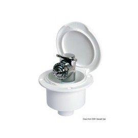 Boitier douchette Classic avec douche à bouton
