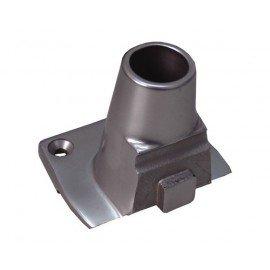 DAMADE Embase de chandelier aluminium pour tube Ø25mm