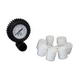 SCOPREGA Manomètre de pression SP125/1