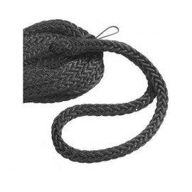 LIROS Amarre Moorex noire Ø12mm - 5m