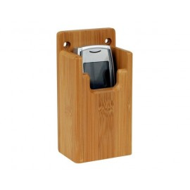 BAMBOO MARINE Support bois bamboo GSM, GPS. Taille S