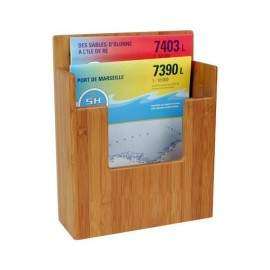 BAMBOO MARINE Boîte de navigation bois bamboo