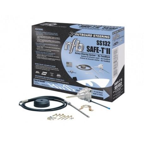 TELEFLEX Direction NFB Safe-T II câble de 13'' (3.96m) à 20'' (6.09m)