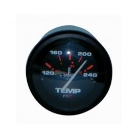 Indicateur de température d'eau pour moteur us noir