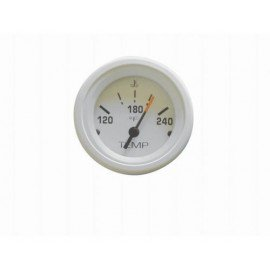 Indicateur de température d'eau pour moteur us blanc
