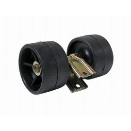 Galet ø120mm avec balancier double