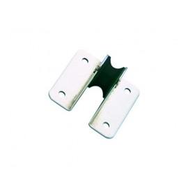 WICHARD Poulie simple applique verticale démontable ø réa 36mm