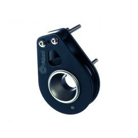 WICHARD Poulie simple plat pont rouleau manille øréa65mm øcord10/12mm