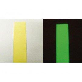 Adhésif photoluminescent au mètre sur une largeur de 40mm