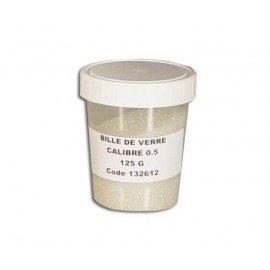 SOROMAP Billes de verre calibree 125gr