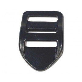 Boucle sangle noire 25mm