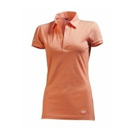 HELLY HANSEN breeze polo ABRICOT