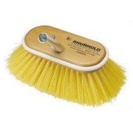 SHURHOLDBrosse medium JAUNE