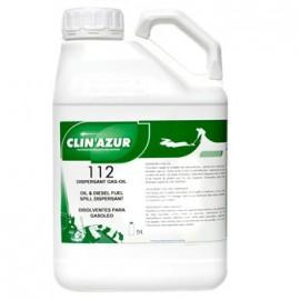 CLIN AZUR Dispersant gazole 5L
